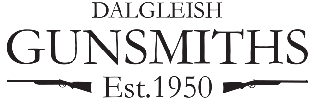 Dalgleish Gunsmiths Footer Logo